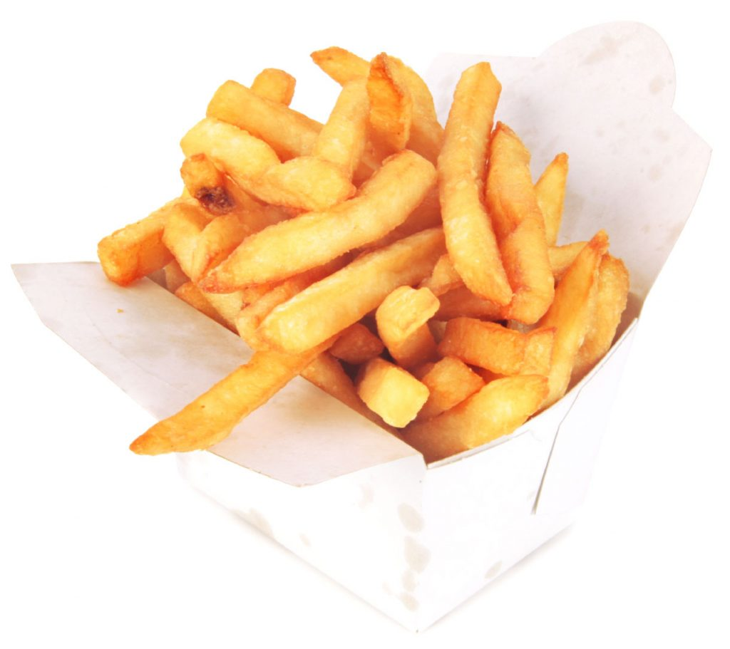 greasy-frenchfries